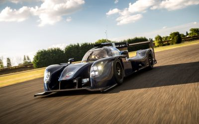 The Ligier JS P217 unveiled at Spa-Francorchamps!